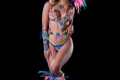 Frontline option large head pc, wings, leg pcs . Shown with wirebra and gem bikini body option (1)